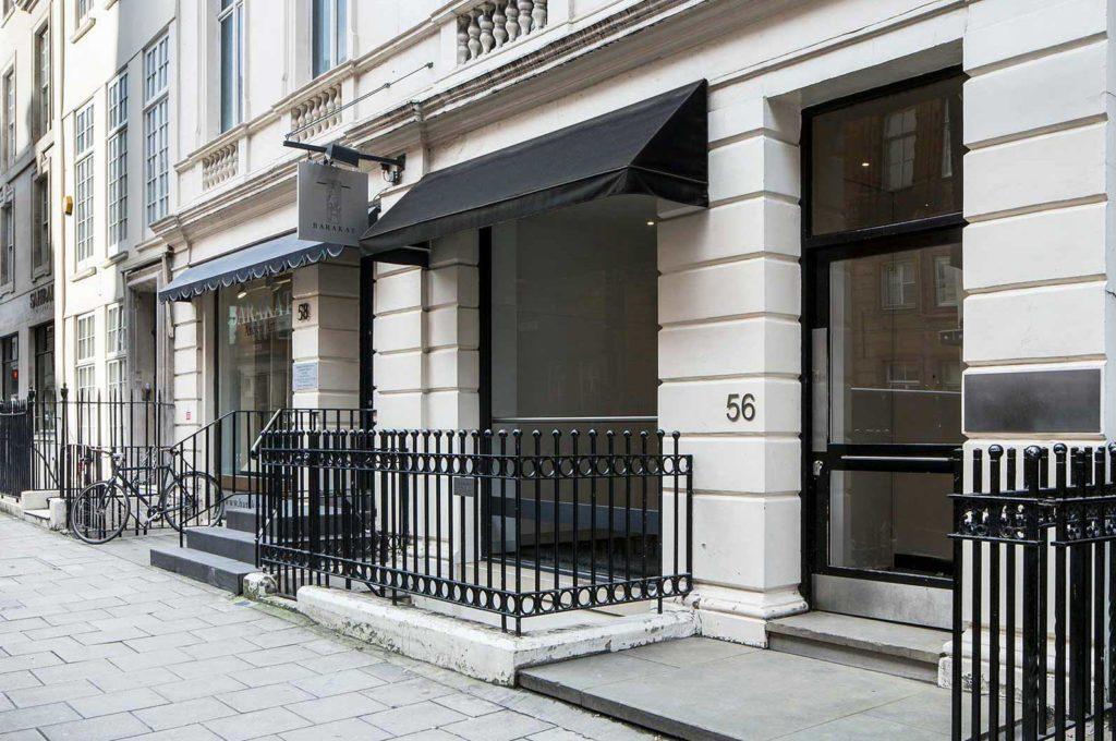 56 Brooke Street London Venue