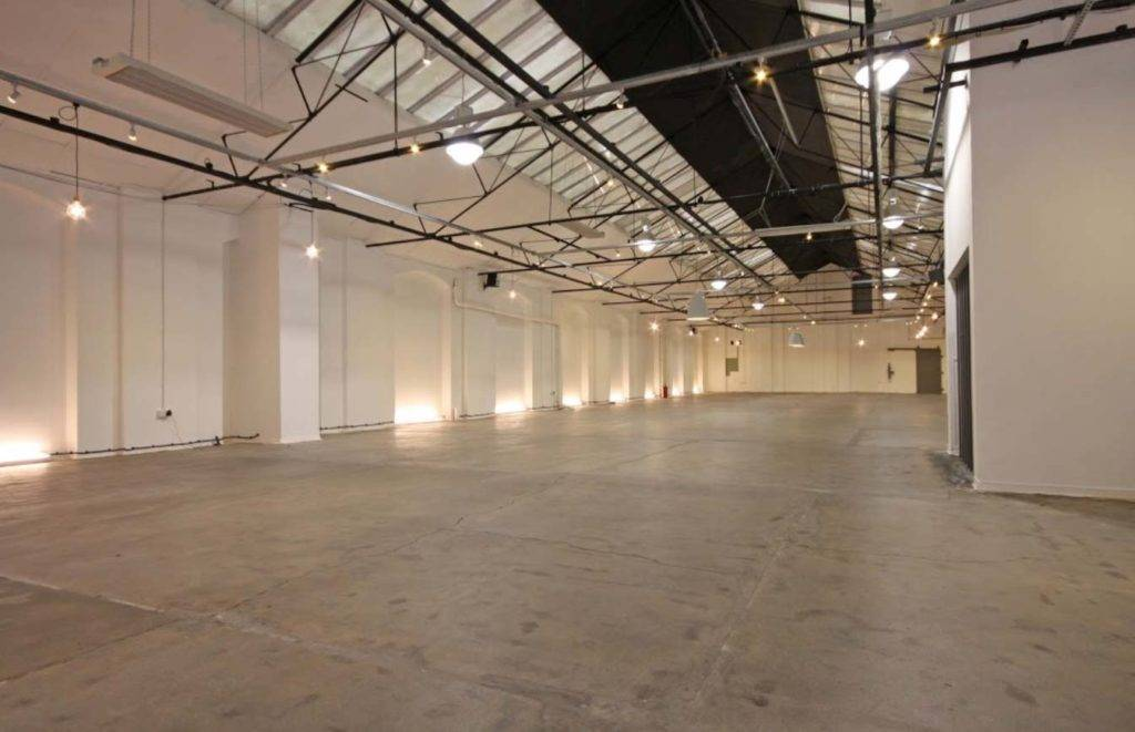 The Yard London Interior