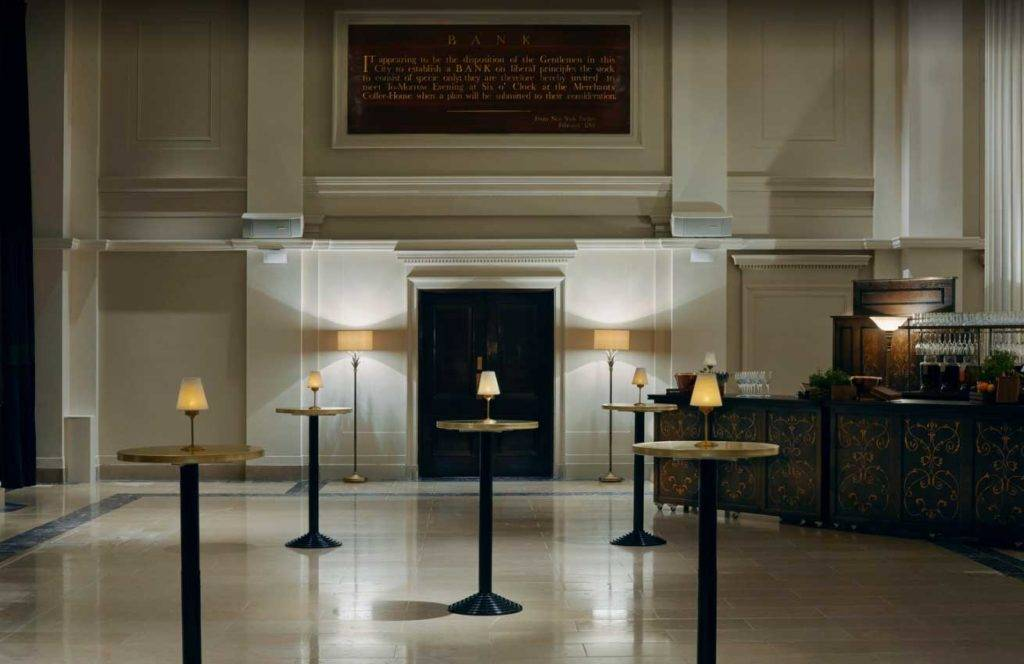 Grace Hall London Interior