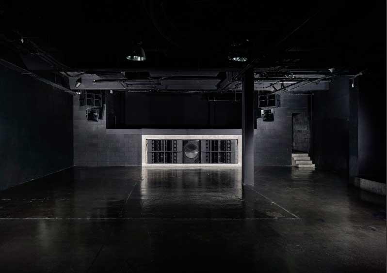 Studio Spaces London Venue Interior