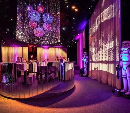 Nightclub bar