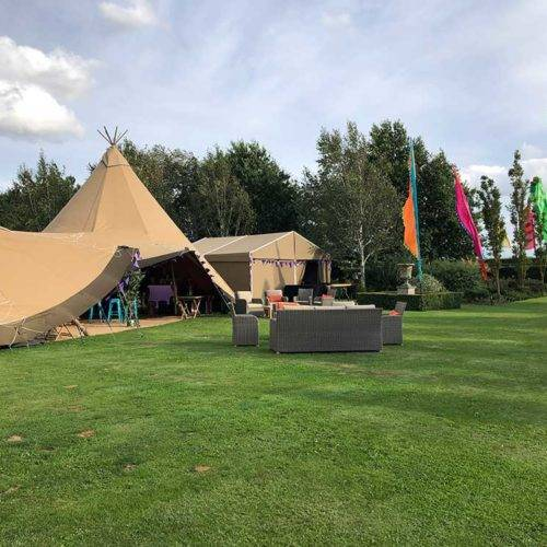 Party Tipi's
